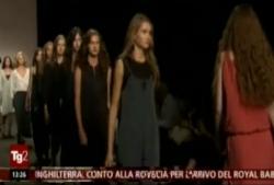 TG2 - CANGIARI ad AltaRoma