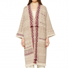 Cappotto Kimono Peonia CANGIARI